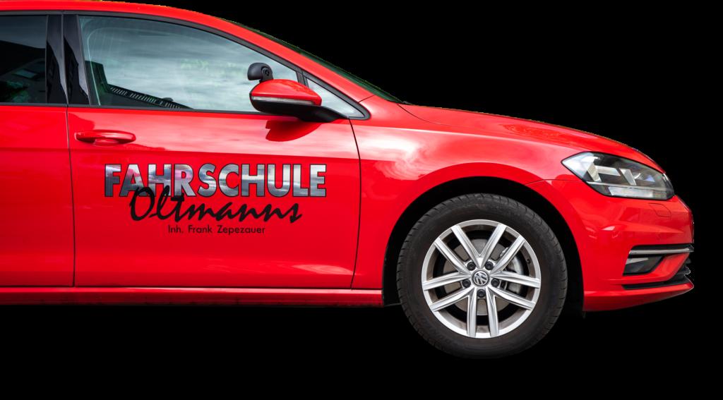 VW Golf Fahrschulauto